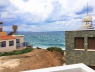 Sea Front three Bedroom Apartment at Pomos