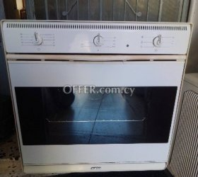 Smeg white oven with delivery installation