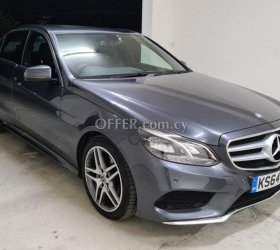 2015 Mercedes E220 2.1L Diesel Automatic Sedan