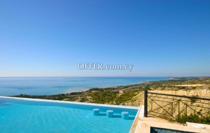 Five bedroom villa for sale in Aphrodite hills kouklia - 10