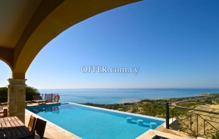 Five bedroom villa for sale in Aphrodite hills kouklia - 1