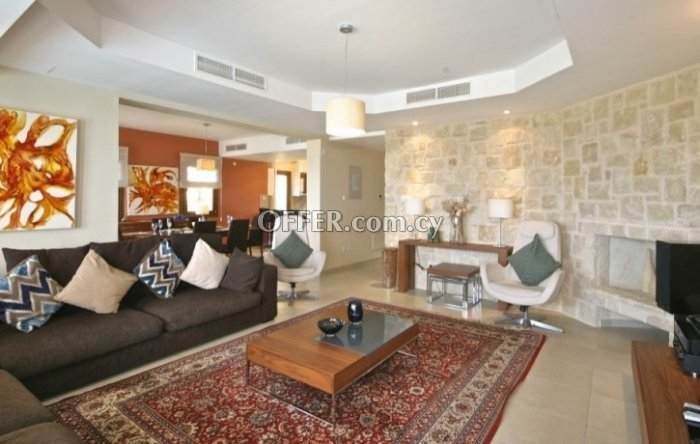 Five bedroom villa for sale in Aphrodite hills kouklia - 7