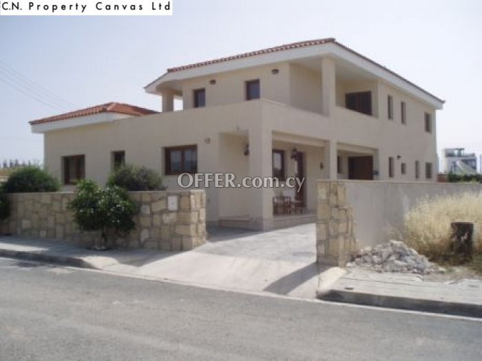 Four bedroom villa for sale in Koili - 1