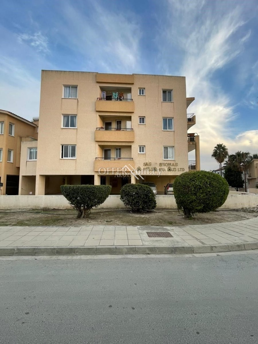 2 Bed Apartment For Sale in Oroklini, Larnaca - 1