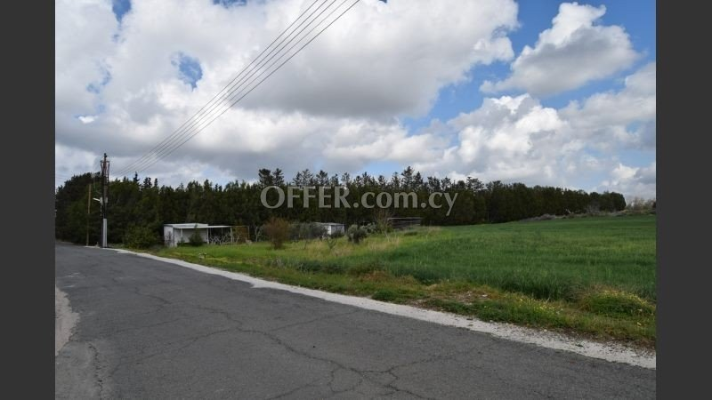 Residential land for sale in Geroskipou - 1