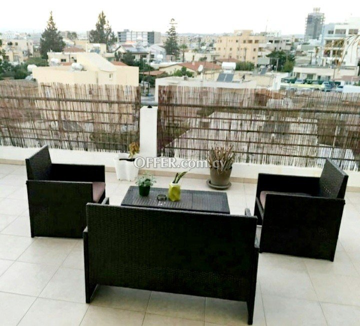 2-bedroom Apartment 80 sqm in Larnaca (Town) - 2