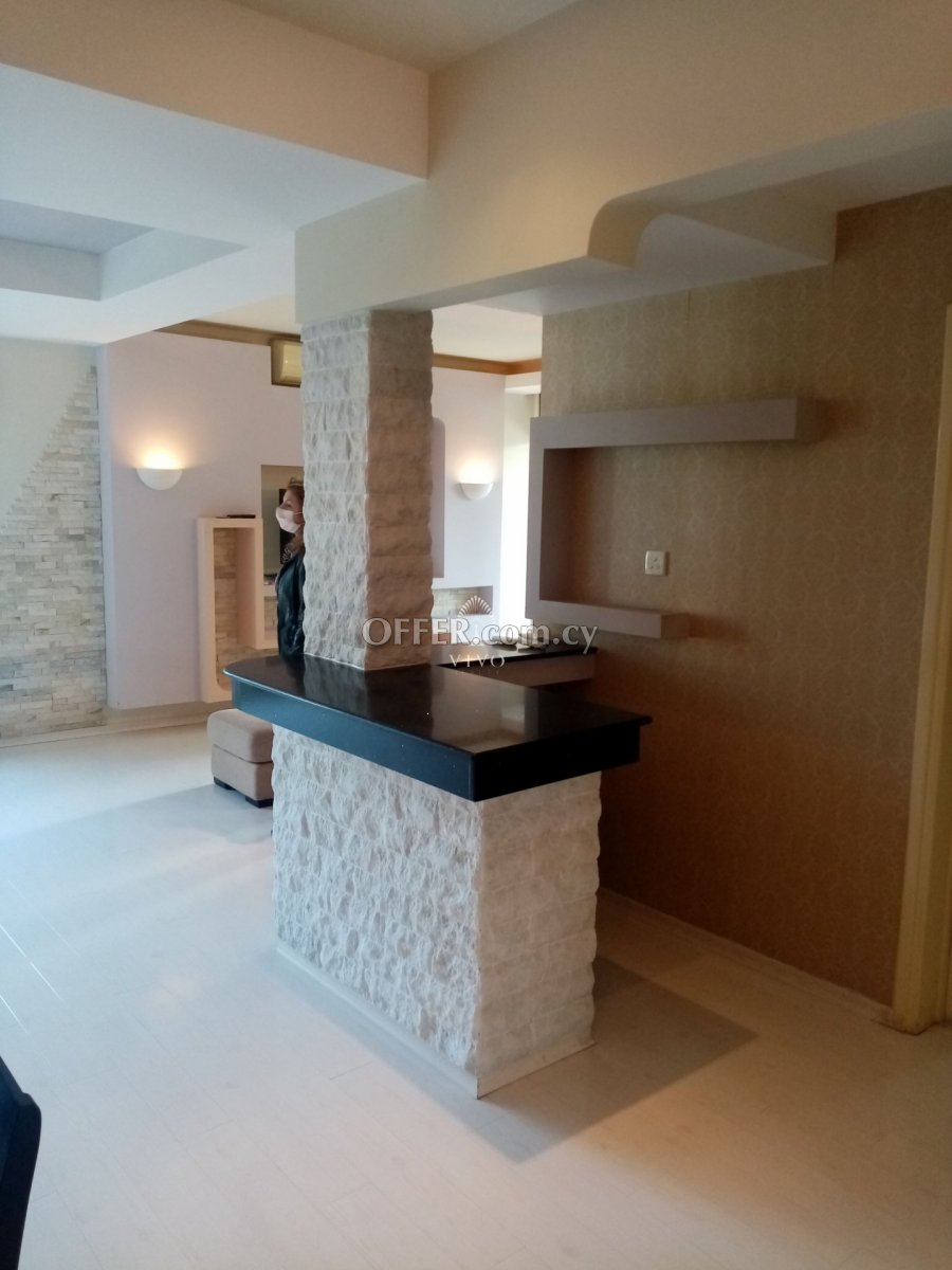 SPACIOUS THREE BEDROOM FULLY FURNISHED APARTMENT IN POTAMOS GERMASOGEIAS - 6