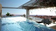 Brand new high end 3 bedroom Penthouse with swimming pool in the Center