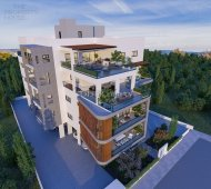 New Build 1 Bedroom Apartment in Kapsalos