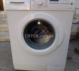 Bosch germany touch 7kg 1000spin delivery installation