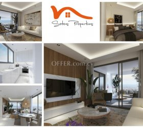 SPS 342 / 1 & 2 Bedroom apartments near Larnaca Marina – For sale