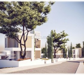 3 bed off plan houses west of Sfalaggiotissa