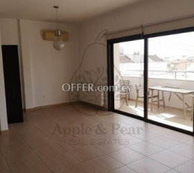 Spacious and Cozy Semi-Furnished 2 bedroom Apartment For Rent in Aglantzia