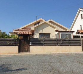 3 bed detached house in Kolossi