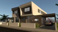 3 Bedroom Houses  In Latsia, Laiki Sporting, Nicosia