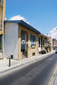 LISTED BUILDING IN NICOSIA CITY CENTER FOR RENT