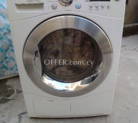 Lg 8 kg dryer with delivery