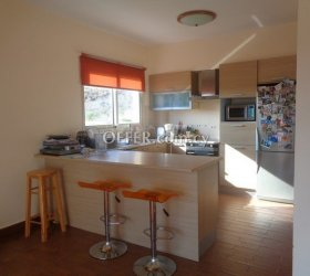 2 Bedroom partly furnished with electrical heating