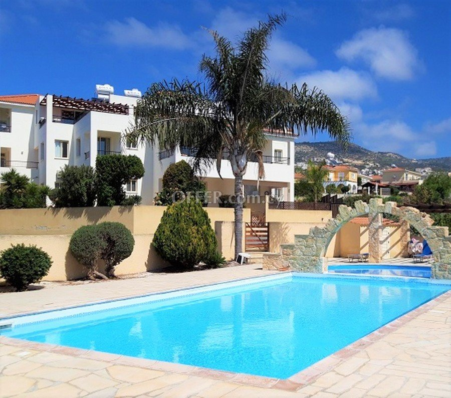One bedroom apartment for sale in Peyia - 1