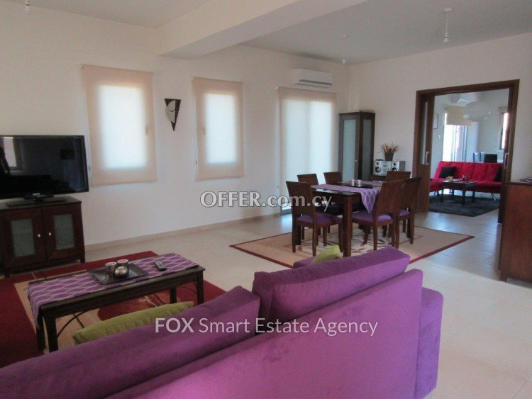5 Bed  				Detached House 			 For Rent in Ypsonas, Limassol - 1