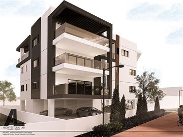 2 Bedroom Apartments  In Strovolos, Nicosia - 1