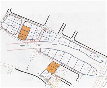 Plots  In Lakatameia - Anthoupoli, Nicosia - Near Roundabout Anthoupol - 1
