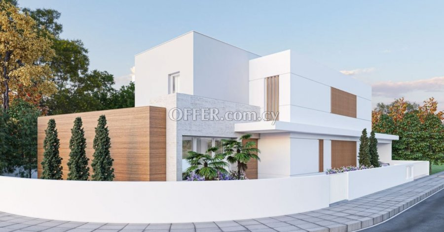 LUXURY HOUSE IN PEDAGOGICAL INSTITUTE FOR SALE - 1