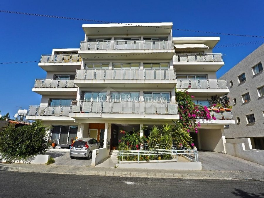 Top Floor Apartment In Agios Dometios For Sale - 2