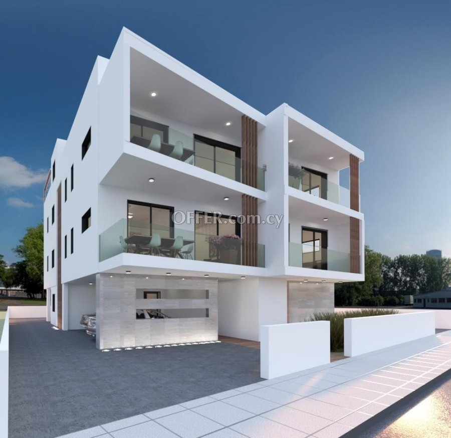 Modern Apartment In Latsia for  Sale - 2