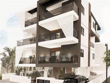 1 Bedroom Apartments  In Strovolos, Nicosia - 3