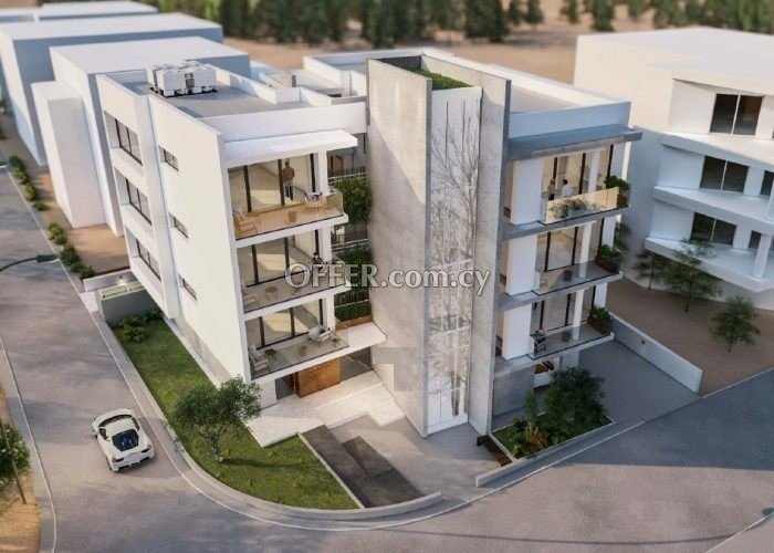 Brand New Apartment in Egkomi for Sale - 4