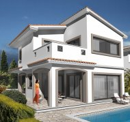 Villa With Swimming Pool In Peyia For Sale