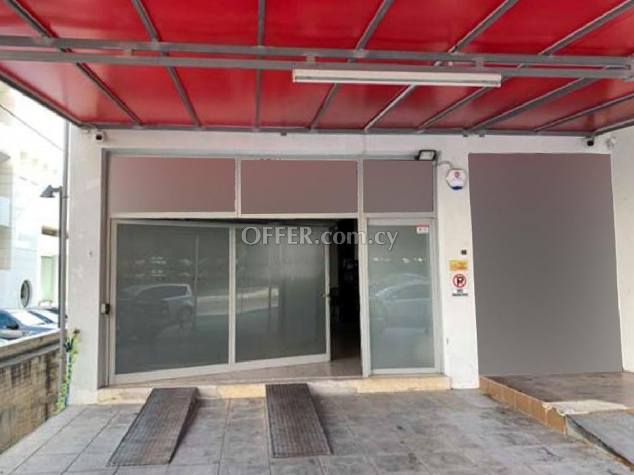 Shop In Acropolis For Sale - 1
