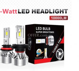 H7 LED canbus ultimate Headlight 55W 10000Lumens
