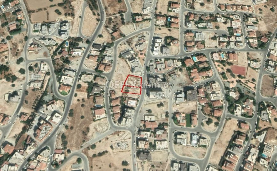 Residential Plot In Agios Athanasios - 1
