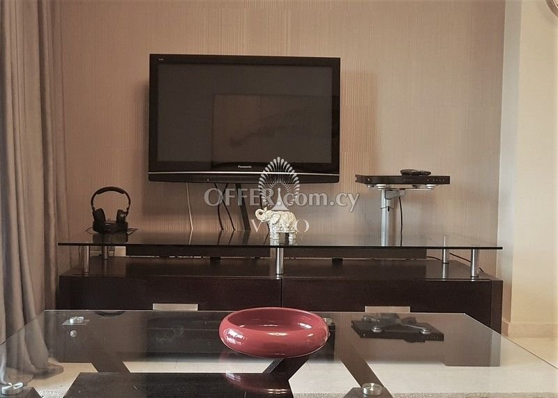 LUXURY COSY 2 BEDROOM APARTMENT FULLY FURNISHED IN P. GERMASOGIAS - 3