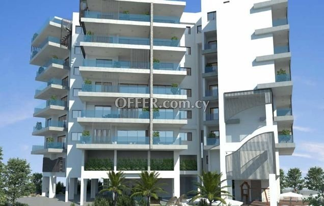 Modern, elite 4 bedroom apartment with huge terraces in Agia Zoni - 3