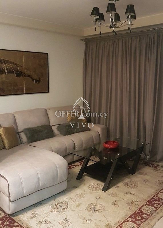 LUXURY COSY 2 BEDROOM APARTMENT FULLY FURNISHED IN P. GERMASOGIAS - 5