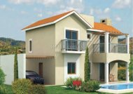 Luxury spacious detached villa in Monagroulli Hills