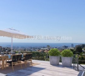 Two bedroom Apartment with unopstructed view and RoofGarden in AgiosAthanasios Limassol - 1