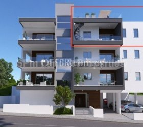 Two bedroom Apartment with unopstructed view and RoofGarden in AgiosAthanasios Limassol - 4