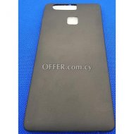 [4052335024639] Huawei P9 2016 Silicone Back Cover Black 5.2""