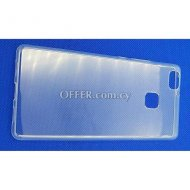 [4052335028323] Huawei P9 lite 2016 Clear Back Cover 5.2""