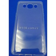 [4052335025131] Samsung J5 2016 Silicone Back Cover Clear 5.2""