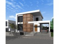 Modern detached family houses at Ypsonas area only 10 minutes from the city center
