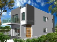 Four bedroom detached house nearly ready in Ypsonas, Limassol