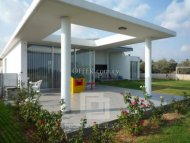 Contemporary design, a modern villa in huge plot surrounded by green area available for sale