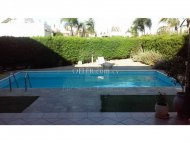 Three bedroom house in Meneou village of Larnaca