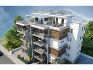 New large penthouse in Larnaca town center