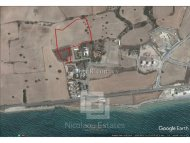Land for sale 150 meters from the sea in Ayios Theodoros area
